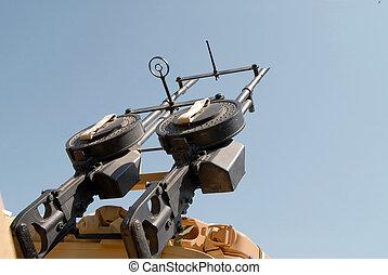 machine gun - world war two british machine gun
