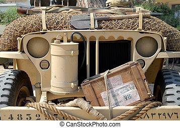 world war two military vehicle