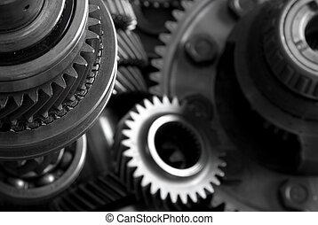 gears3 - Transmission gears