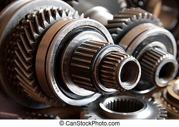 gears - Transmission gears