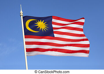 Flag of Malaysia - The flag of Malaysia or Jalur Gemilang...