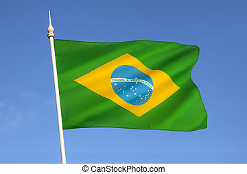 Flag of Brazil - The national flag of Brazil was officially...