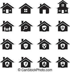 House Icon set for your design