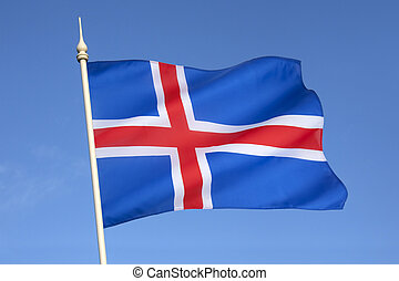 Flag of Iceland - The flag of Iceland was officially...