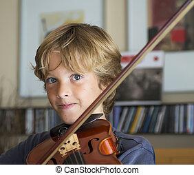 violinist - kid violinist