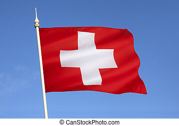 Flag of Switzerland - The flag of Switzerland. It was...
