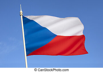 Flag of the Czech Republic - The national flag of the Czech...