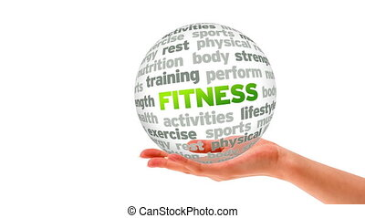 Fitness Word Sphere