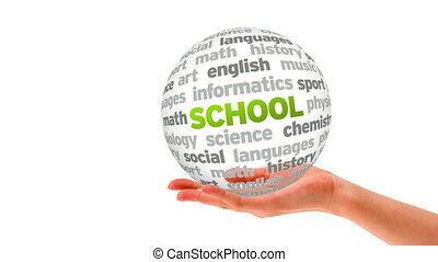 School word sphere