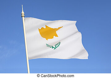 Flag of Cyprus - The national flag of Cyprus came into use...