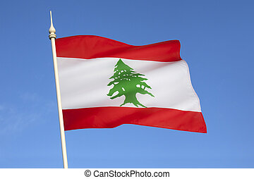 Flag of Lebanon - The flag of Lebanon was designed to be a...