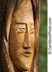Hada -like, figuras, primitivo, eslavo