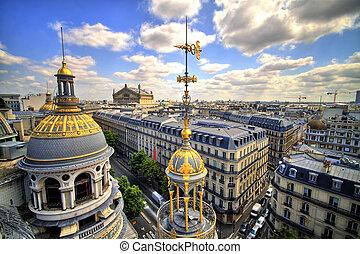 Paris - Rooftop Paris