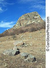 Mountains of Karachay-Cherkessia - In the mountains of...