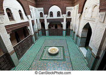 Fes - Moroccan decor