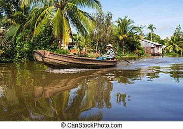 Mekong delta - Mekong Delta