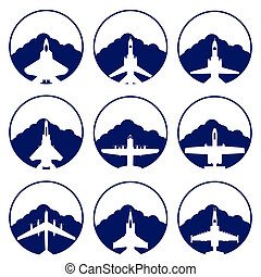 The icons of military aviation