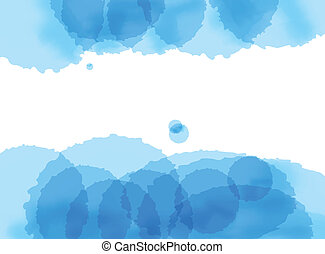Abstract background vector for poster