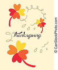 Thank's giving