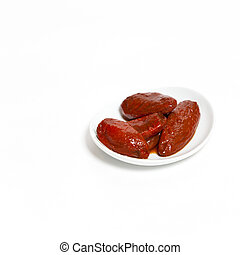 Chipotle peppers - Smoked Chipotle peppers