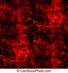 artist red cubism abstract seamless art texture watercolor wallpaper background   .