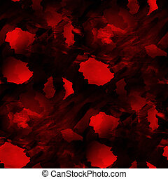 seamless artist cubism abstract art red texture watercolor wallpaper background   .