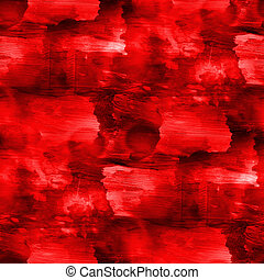 seamless artist cubism abstract art texture watercolor red wallpaper background   .