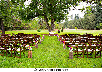 Country Wedding Venue - A beautiful country wedding venue...