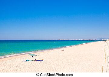 完美, 水, 綠松石, 海灘, 熱帶