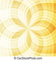 Orange and yellow abstract background light transparent...