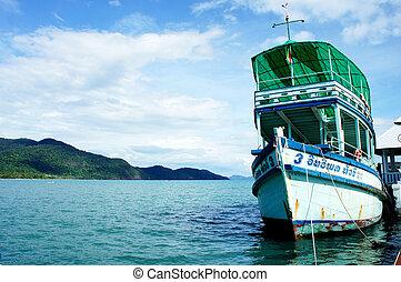Koh Chang Island - Koh Chang Pier
