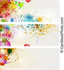 Paint's banner