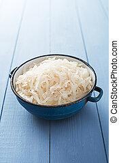 Turnip - Fresh turnip in a bowl close up shoot