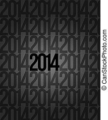 Dark 2014 Year Image