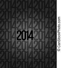 Dark 2014 Year Image