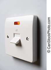 Close Up Of Switch