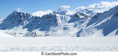 Picture of the fine mountainous view - Picture of the fine...
