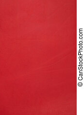 Red suede - Closeup of natural background - red suede