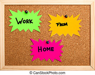 Work from home - New concept of working from home