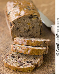 Slices from a Loaf of Bara Brith