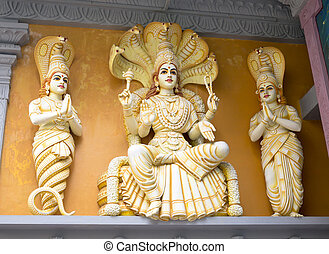 hindú, dios, Pantanjali