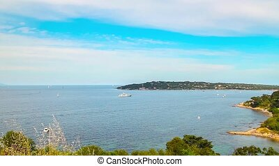 French Riviera, pan