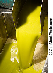 extra virgin olive oil - Olive oil poor fall out an modern...