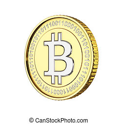 Golden Bitcoin digital currency - Golden Bitcoin...