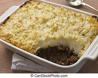 Cottage Pie in a Dish