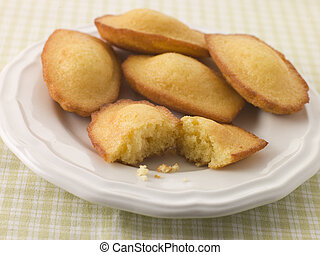 Plate of Madeleine\'s