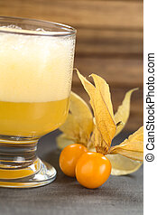 Physalis and Aguaymanto (Physalis) Sour
