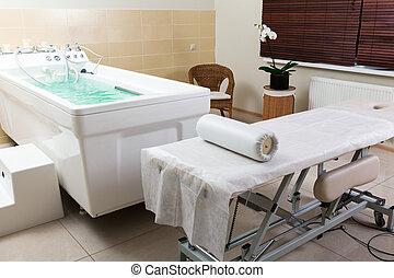 beauty salon - beautiful and modern beauty salon