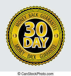 30 Day Money back Guarantee - a 30 day money back gaurantee...