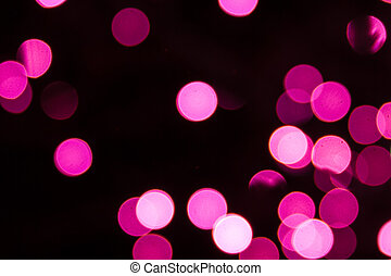 Bokeh Holiday Lights Backgrounds